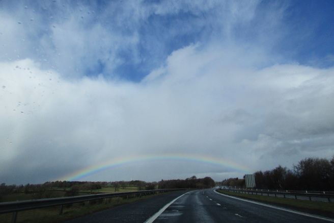 27-03-16 04 Rainbow on the way up to Glasgow.JPG