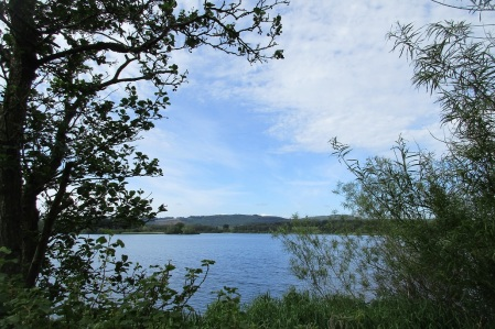 31-05-17 01 Castle Loch on arrival LOW RES